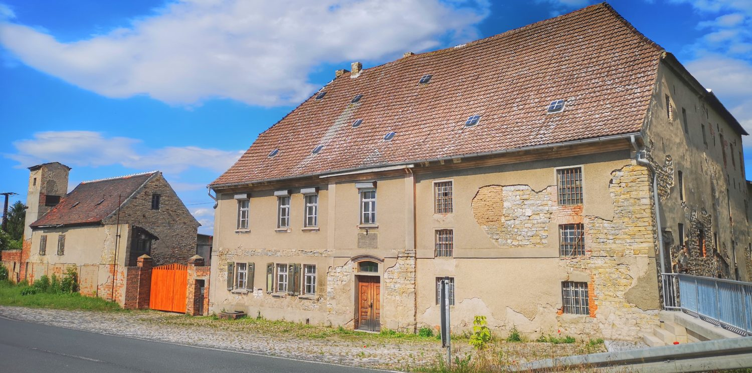 Wippermühle in Güsten
